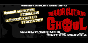 Horror Clothing Ghoul Logo