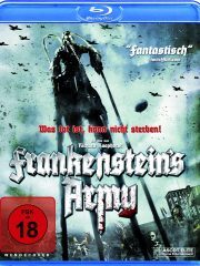 Frankensteins Army Blu-ray Cover