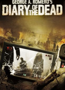 Diary of the Dead - Poster