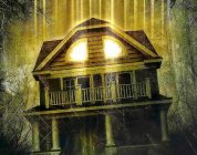 The Amityville Haunting Found Footage Poster DVD