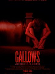The Gallows Schriftzug