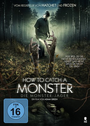 How to Catch a Monster - DVD Cover