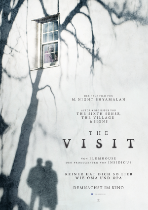 The Visit - Deutsches Filmposter