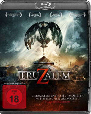 JeruZalem Blu-ray Cover