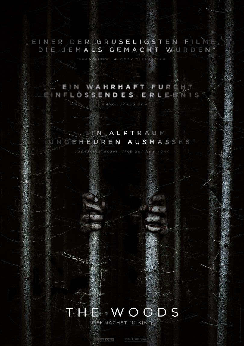 The Woods Filmposter