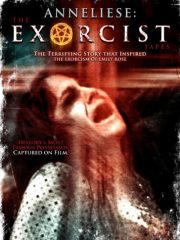 Anneliese Exorcist Found Footage Film DVD Poster