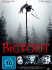Bigfoot DVD Film Poster Found Footage