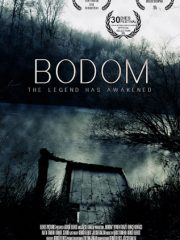 Bodom DVD Found Footage Film Poster