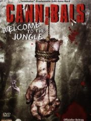 Cannibals Welcome to the Jungle DVD Poster