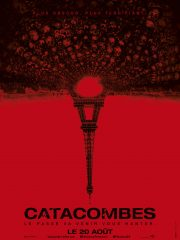 Catacombs Poster DVD Found Footage Film