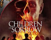 Children of Sorrow DVD Film Poster Found Footage