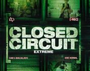 Closed Circuit Extreme DVD Film Poster