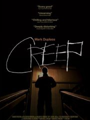 Creep Found Footage Film DVD Poster
