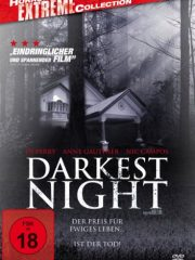 Darkest Night Found Footage Film DVD Poster