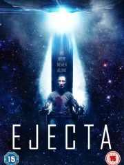 Ejecta Found Footage Film DVD Poster