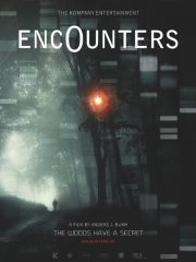 Encounters Found Footage Film DVD Poster