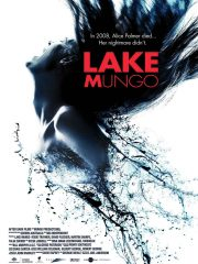 Lake Mungo Found Footage Film DVD Poster