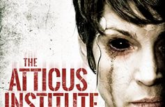 The Atticus Institute Found Footage Film DVD Poster