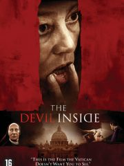 The Devil Inside Found Footage Film DVD Poster