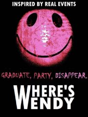 Wheres Wendy Found Footage Film DVD Poster